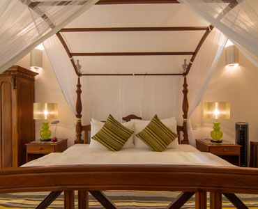 Lemongrass Deluxe Garden Room - Elephant Stables - Sri Lanka In Style