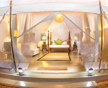 Luxury Royal Tented Suite - Elephant Stables - Sri Lanka In Style