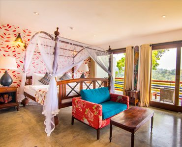 Pepper Deluxe Garden Room - Elephant Stables - Sri Lanka In Style