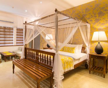 Vanilla Colonial Suite - Elephant Stables - Sri Lanka In Style
