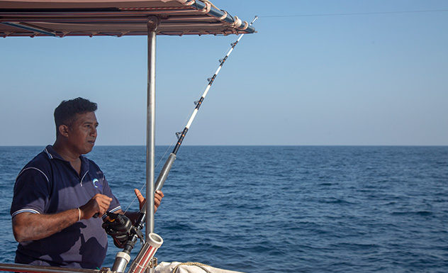 Deep Sea Fishing on Weligama Bay - Experience - Sri Lanka In Style