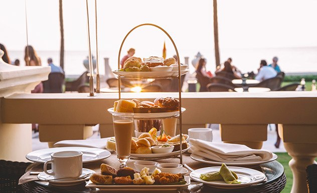 High tea at the Galle Face Hotel - Experience - Sri Lanka In Style