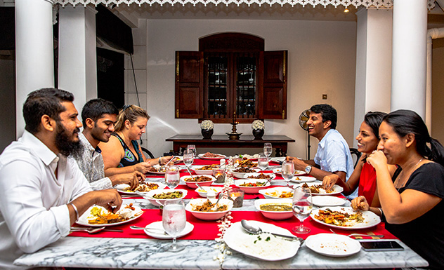 Tastes and tales of Jaffna - Experience - Sri Lanka In Style
