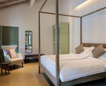 Bazaar Bedrooms - Fort Bazaar - Sri Lanka In Style