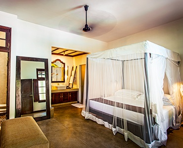 Garden Rooms (3) - Galle Fort Hotel - Sri Lanka In Style