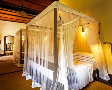The Library Suite - Galle Fort Hotel - Sri Lanka In Style