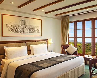 Executive Floor Deluxe Suites - Heritance Tea Factory - Sri Lanka In Style