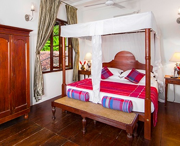 Sunbeam (Deluxe Rooms) - Kandy House - Sri Lanka In Style