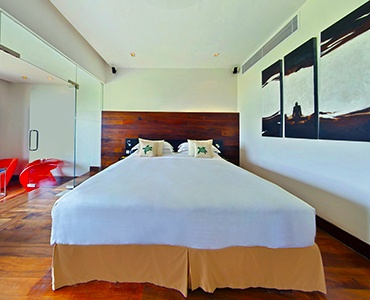 Beach Splash Room - The Fortress Resort and Spa - Sri Lanka In Style