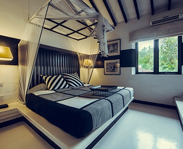 Standard Room - The Villa Bentota - Sri Lanka In Style
