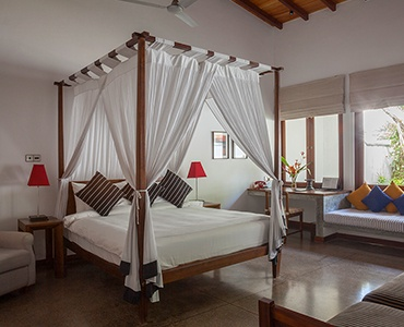 The Mountbatten Suite - The Wallawwa - Sri Lanka In Style