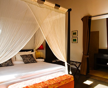 Wallawwa Bedrooms - The Wallawwa - Sri Lanka In Style