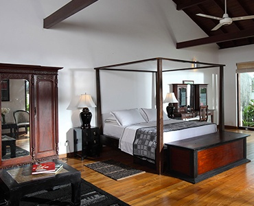 Deluxe Master Suite - Villa Republic - Sri Lanka In Style