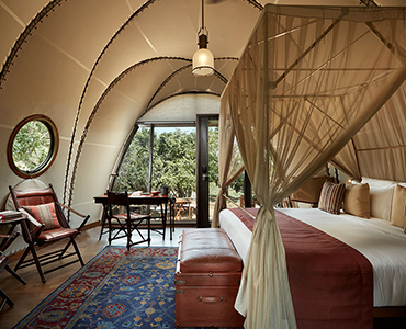 Cocoon Suites - Wild Coast Tented Lodge - Sri Lanka In Style