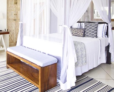 Bedrooms - Habaraduwa House - Sri Lanka In Style