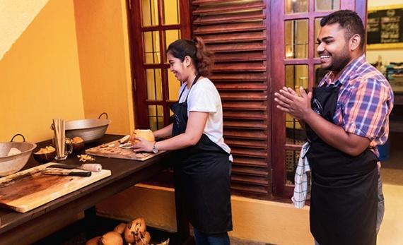 Sri Lankan Cooking Class - Colombo -  Sri Lanka In Style