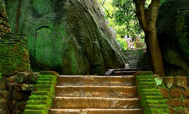 A visit to UNESCO Sigiriya Rock Fortress - Kalundewa Retreat - Sri Lanka In Style