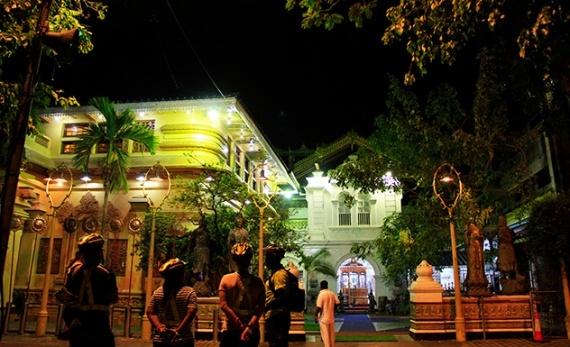 Night Cycling City Tour - Colombo -  Sri Lanka In Style