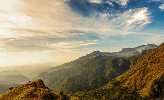 Little Adam's Peak Hike - Ella -  Sri Lanka In Style