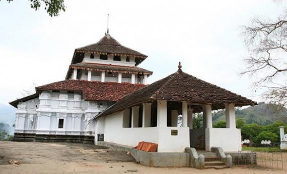 The Three Temple Loop – Gampola - Kandy -  Sri Lanka In Style