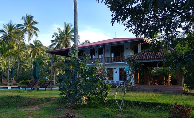 Jim's Farm Villas - Sri Lanka In Style