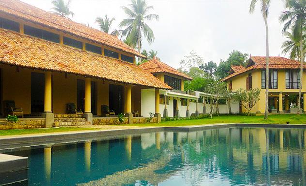 Samadara - Sri Lanka In Style