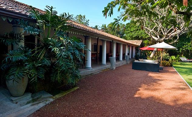 The Wallawwa - Sri Lanka In Style