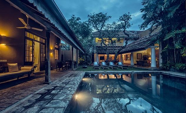 Taru Villas – Rampart Street - Sri Lanka In Style