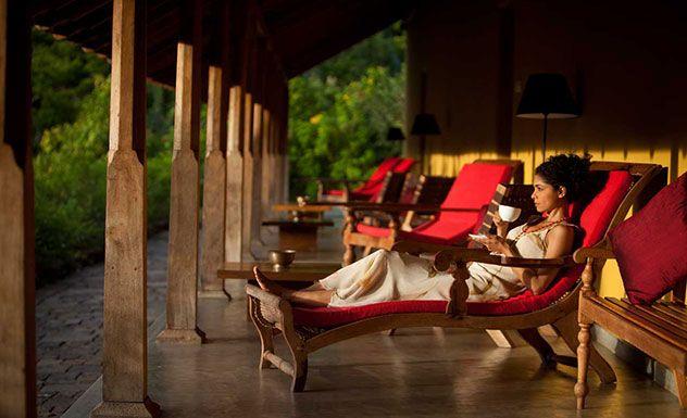 Living Heritage - Sri Lanka In Style