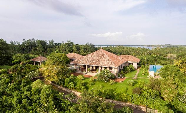 Villa Mayurana - Sri Lanka In Style