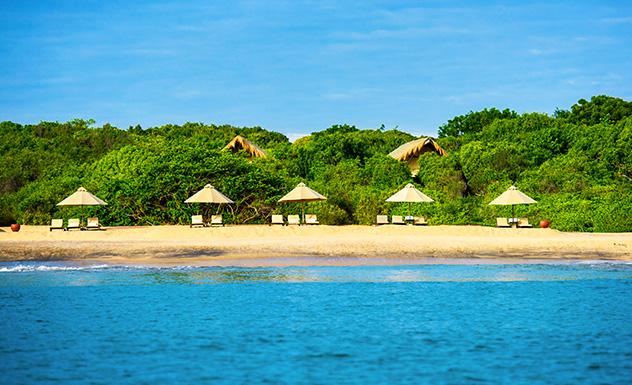 Jungle Beach Sri Lanka In Style