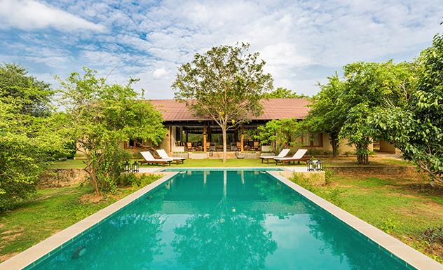 Taru Villas – Yala - Sri Lanka In Style
