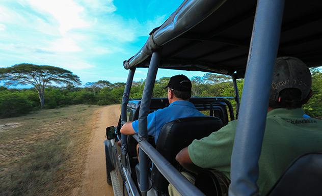 Kulu Safaris - Sri Lanka In Style