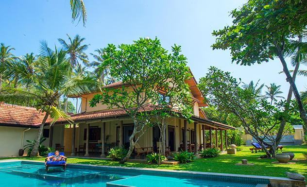 3 Sisters - Sri Lanka In Style