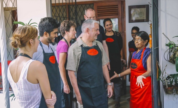 Private home cooking class - Colombo -  Sri Lanka In Style