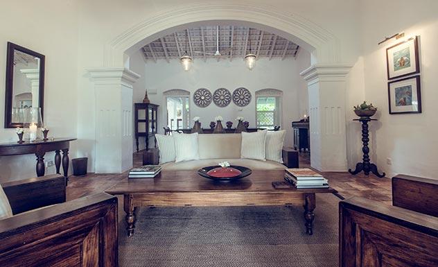 Taru Villas - Rock Villa - Sri Lanka In Style