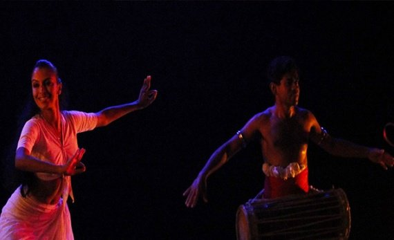 Behind the scenes of a traditional sri lankan dance performance - Colombo -  Sri Lanka In Style