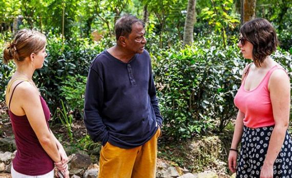 A visit to the Virgin White tea factory – Koggala - Galle -  Sri Lanka In Style