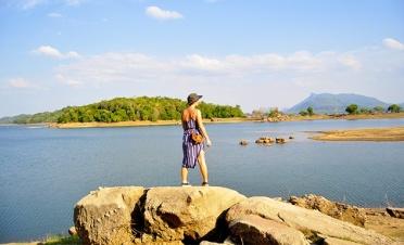 Gal Oya experience: boat safari on the Senanyake Samudra - Gal Oya Lodge - Sri Lanka In Style