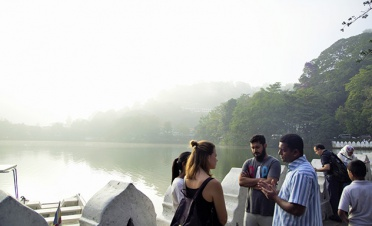 Kandy City and Temple Walk - Ashburnham Estate - Sri Lanka In Style