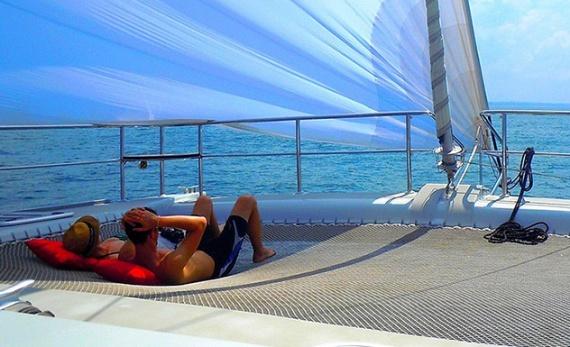 Sailing and snorkeling on a catamaran – Passikudah and Trincomalee - Trincomalee -  Sri Lanka In Style