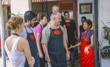 Private home cooking class - Tintagel - Sri Lanka In Style