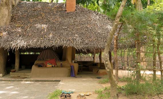 Stillness in a Sri Lankan village - Anuradhapura -  Sri Lanka In Style