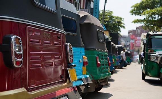 Colombo by tuk tuk - Colombo -  Sri Lanka In Style