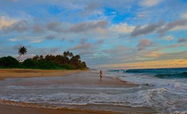 Southern Beach Trail -  Sri Lanka In Style