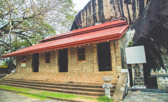 A visit to Yatagala Rock Temple - Mirissa -  Sri Lanka In Style