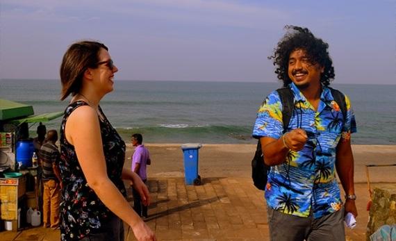 Exploring Colombo's backstreets - Colombo -  Sri Lanka In Style