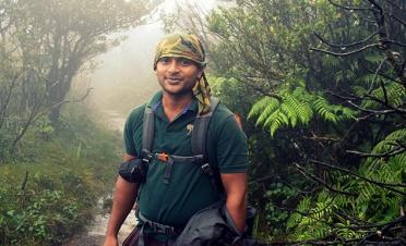 Trek in the Knuckles Mountain Range - The Samadhi Centre - Sri Lanka In Style
