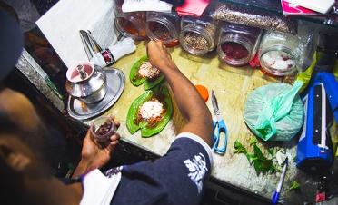 Colombo's street-eats - Galle Face Hotel - Sri Lanka In Style
