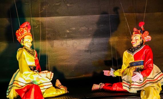 Puppets Alive - Bentota -  Sri Lanka In Style